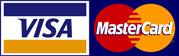 Возможно оплатить товары картой VISA & MASTERCARD