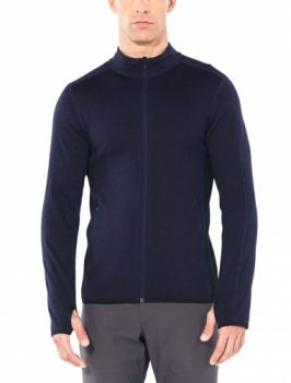 Термокофта Icebreaker Men's Elemental LS Zip арт. 104896
