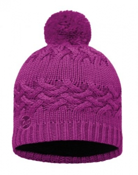 Шапка Buff Knitted & Polar Hat Savva Mardi Grape 111005