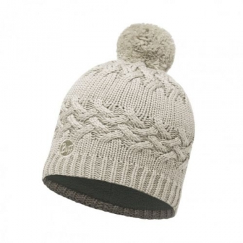 Шапка Buff Knitted & Polar Hat Savva Cream 111005