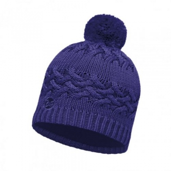 Шапка Buff Knitted & Polar Hat Savva Mazarine Blue 111005