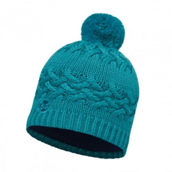 Шапка Buff Knitted & Polar Hat Savva Blue Capri 111005