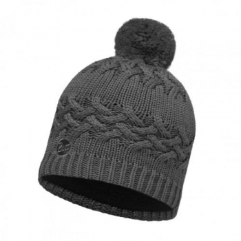 Шапка Buff Knitted & Polar Hat Savva Grey Castlerock 111005