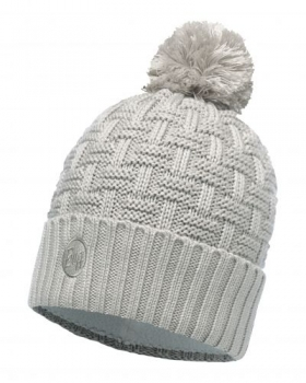 Шапка Buff Knitted & Polar Hat Airon Mineral Grey 111021