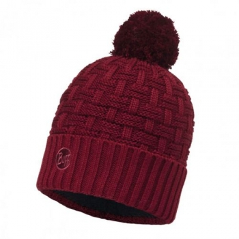Шапка Buff Knitted & Polar Hat Airon Wine 111021