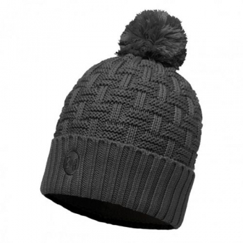 Шапка Buff Knitted & Polar Hat Airon Melan Grey Melange 111021
