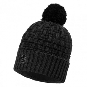 Шапка Buff Knitted & Polar Hat Airon Black 111021