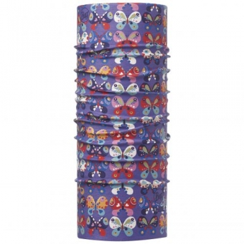 Повязка Junior High UV Protection Buff Chrysalis Violet 111480