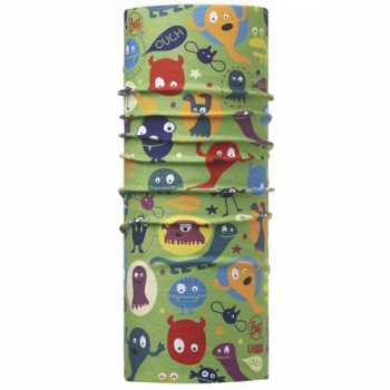 Повязка Junior High UV Protection Buff Funny Monsters Multi 111483