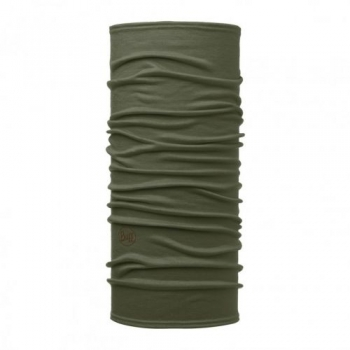 Повязка Lightweight WOOL Buff Solid Forest Night 113010