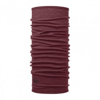 Повязка Midweight WOOL Buff Wine Melange 113022