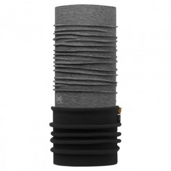 Повязка Polar Buff Grey Stripes Black 113110
