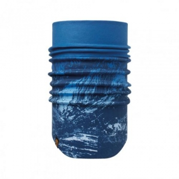 Повязка Windproof Neckwarmer Buff Mountain Bits Blue 113242