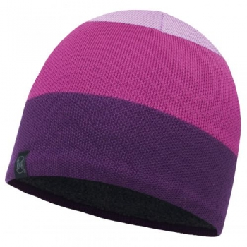 Шапка Buff Knitted & Polar Hat Dalarna Mardi Grape 113345