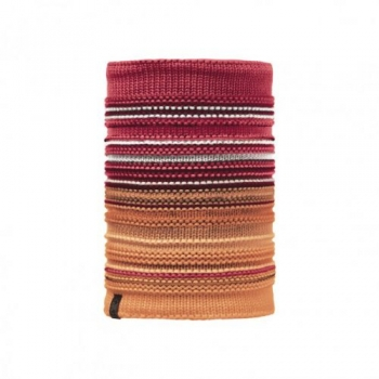 Повязка Knitted & Polar Neckwarmer Buff Neper Red Samba 113347