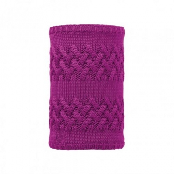 Повязка Knitted & Polar Neckwarmer Buff Savva Mardi Grape 113349