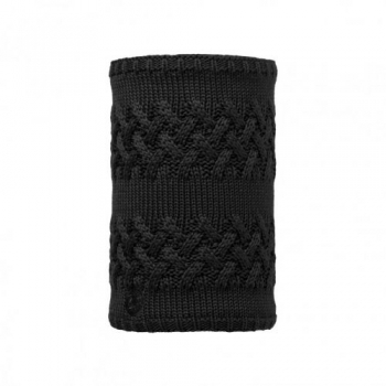 Повязка Knitted & Polar Neckwarmer Buff Savva Black 113349
