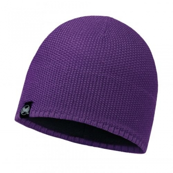 Шапка Buff Knitted & Polar Hat Laska Plum 113515