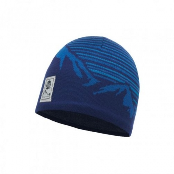 Шапка Buff Knitted & Polar Hat Laki Blue Ink 113516