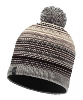 Шапка Buff Knitted & Polar Hat Neper Eleni Grey/Grey Vigore 113586