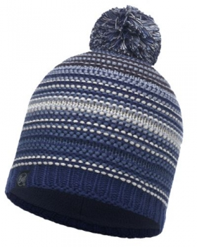 Шапка Buff Knitted & Polar Hat Neper Blue Ink 113586