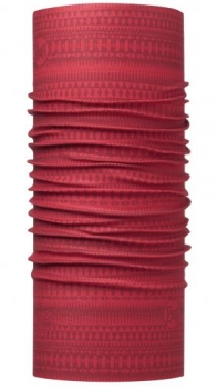 Повязка Buff High UV Protection Portus Red 113625