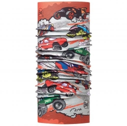 Повязка Junior High UV Protection Buff Trash Cars Multi 115083