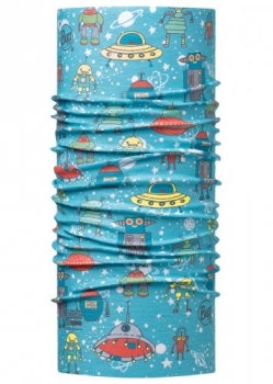 Повязка Baby High UV Buff Space Robots Blue 115088