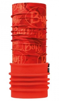 Повязка Polar Buff Tip Logo Orange Fluor 115287