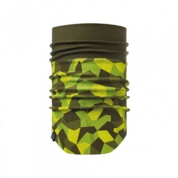 Повязка Windproof Neckwarmer Buff Block Camo Green 115377