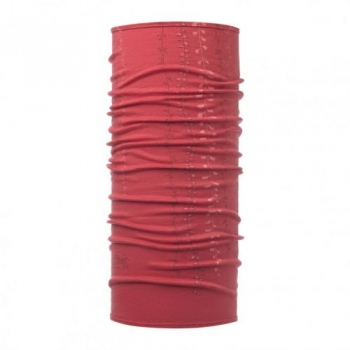 Повязка Lightweight WOOL Buff Niah Scarlet Red 115397