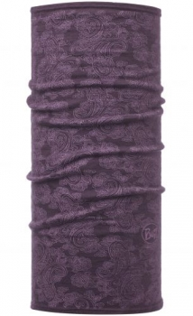 Повязка Lightweight WOOL Buff Slim Fit Hank Plum 115403