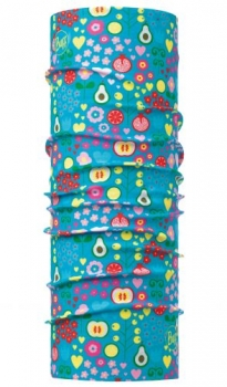 Повязка Baby Buff Winter Fruits Turquoise 115497