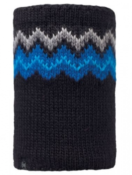 Повязка Knitted & Polar Neckwarmer Buff Danke Black 116020