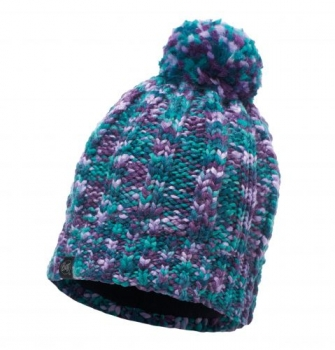 Шапка Buff Knitted & Polar Hat Livy Turquoise 116021