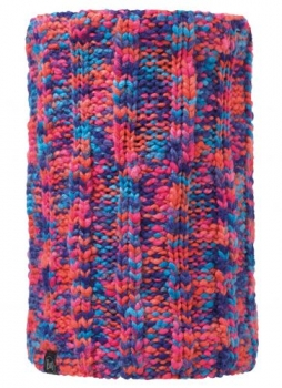 Повязка Knitted & Polar Neckwarmer Buff Livy Orange 116022