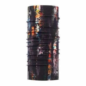 Повязка Buff High UV Protection Graffiti Black 117018