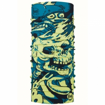 Повязка Original Buff Fizzsku Yellow Fluor 118087