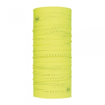 Повязка Buff Reflective Coolnet UV+ R-Yellow Fluor 119300
