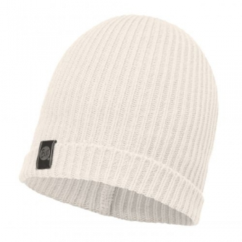Шапка Buff Knitted Hat Basic White Egret 1867