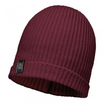 Шапка Buff Knitted Hat Basic Wine 1867