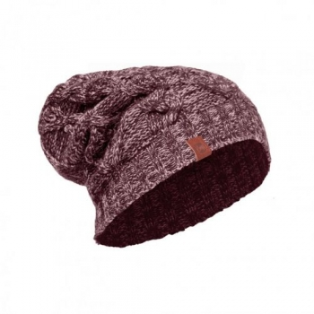 Шапка Buff Knitted Hat Nuba Heather Rose 2008