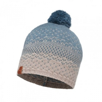 Шапка Buff Knitted Hat Mawi Stone Blue 2010