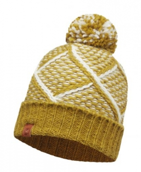 Шапка Buff Knitted Hat Plaid Tobacco 2013