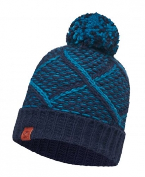Шапка Buff Knitted Hat Plaid Medieval Blue 2013