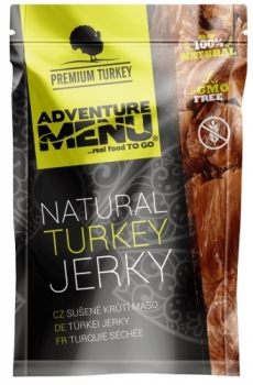 Вяленое мясо Adventure Menu Turkey jerky 50g AM5004