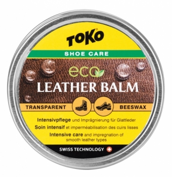 Крем для обуви Toko Eco Leather Balm 50ml art. 5582669