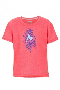 Футболка Marmot Girl's Post Time Tee SS 59220