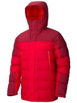 Куртка пуховая Marmot Mountain Down Jacket 72320