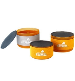 Посуда Jetboil SUMO Companion Bowl Set